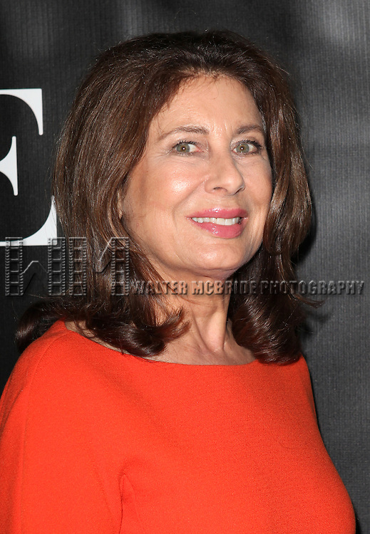 Paula Wagner attending the Opening Night Performance After Party for 'Grace' at The Copacabana in New York City on 10/4/2012.