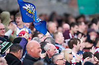 Picture by Alex Whitehead/SWpix.com - 12/03/2017 - Rugby League - Betfred Super League - Wakefield Trinity v Salford Red Devils - Beaumont Legal Stadium, Wakefield, England - Wakefield fans, supporters.