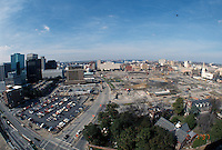 1997 FEBRUARY 07..Redevelopment..Macarthur Center.Downtown North (R-8)..LOOKING WEST.SUPERWIDE...NEG#.NRHA#..
