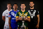 Four Nations Launch - 24 Oct 2014