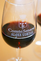 Domaine Comte Senard. Aloxe-Corton, Cote de Beaune, d'Or, Burgundy, France