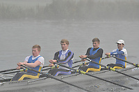 011 SES ..Reading Rowing Club Small Boats Head 2011. Tilehurst to Caversham 3,300m downstream. Sunday 16.10.2011