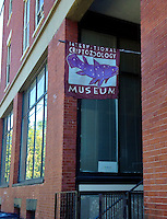 International Cryptozoology museum, Portland ME, USA