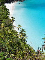 Gibney Beach<br /> Virgin Islands National Park<br /> St. John, US Virgin Islands