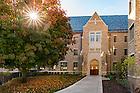 October 14, 2016; Flaherty Hall (Photo by Matt Cashore/University of Notre Dame)