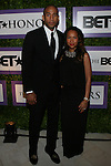 NBA Player Dahntay Jones and Valeisha Butterfield Attend the Pre-BET Honors Dinner Hosted by Debra Lee at National Museum of Women in the Arts ,Washington DC