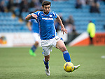 Kilmarnock v St Johnstone&hellip;09.04.16  Rugby Park, Kilmarnock<br />Simon Lappin<br />Picture by Graeme Hart.<br />Copyright Perthshire Picture Agency<br />Tel: 01738 623350  Mobile: 07990 594431
