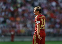 Fussball Bundesliga Saison 2011/2012 3. Spieltag FC Bayern Muenchen - Hamburger SV Philipp LAHM (FCB).