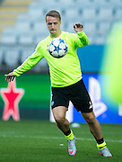 24.08.2015 Celtic training Malmo