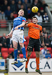 St Johnstone v Dundee United&hellip;02.04.16  McDiarmid Park, Perth<br />