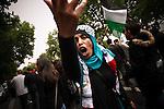 27.8.2011. Al-Quds-Tag Demonstration
