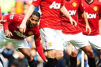Antonio Valencia of Manchester United