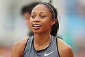 Allyson Felix (USA), .MAY 6, 2012 - Athletics : .SEIKO Golden Grand Prix in Kawasaki, Women's 100m .at Kawasaki Todoroki Stadium, Kanagawa, Japan. .(Photo by Daiju Kitamura/AFLO SPORT)