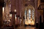 Chapel of Santissim i Sant Pere by Barcelo, Cathedral, Palma, Mallorca - Majorca, Spain