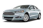 Ford Fusion Energi Titanium Plug-In Hybrid Sedan 2014