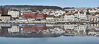 City of Larvik ( Norway )