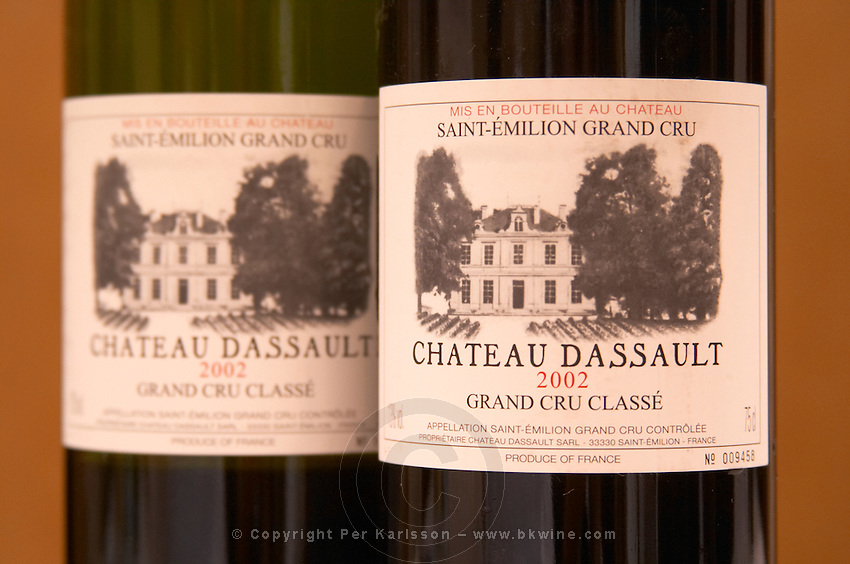 Chateau Dassault, Saint Emilion, Bordeaux, France