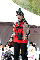 LOS ANGELES, CA - OCTOBER 16: Toni Basil at the ALS Association Golden West Chapter Los Angeles County Walk To Defeat ALS at Exposition Park in Los Angeles, CA on October 16, 2016. Credit: David Edwards/MediaPunch