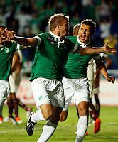 Deportivo Cali vs UTC Cajamarca del Peru 28-08-2014