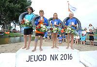 Fierljeppen NK Jeugd Linschoten 030916
