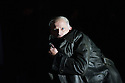 London, UK. 09.09.2014. The new English National Opera season begins with OTELLO, with music by Giuseppe Verdi and written by Arrigo Boito, after William Shakespeare. Directed by David Alden and conducted by Edward Gardner, OBE. Picture shows: Charles Johnston (Montano). Photograph © Jane Hobson.