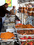 Turkish food vendor, Berlin, Germany, Europe