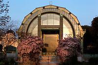 Tropical Rainforest Glasshouse, Jardin des Plantes, Paris