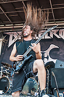 Battlecross  at Mayhem Fest 2013