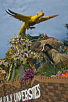 Tournament of Roses Parade Floats Cal Poly Universities, Fantasy Trophy - 2008 Outstanding Display, Fantasy & Imagination,