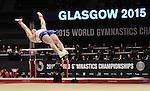 28/10/2015 - Mens Team Final - FIG Artistic gymnastics world championships - SSE Hydro - Glasgow  UK