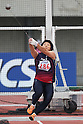 Masumi Aya, ..JUNE 10, 2011 - Athletics : ..The 95th Japan Track & Field National Championships ..Women's Hammer Throw ..at Kumagaya Stadium, Saitama, Japan. ..(Photo by YUTAKA/AFLO SPORT) [1040]..