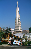 Needle Point Tower, San Francsico..Image protected by copyright.  <br /> <br /> For larger JPEGs and TIFF Contact EFFECTIVE WORKING IMAGE via our contact page at : www.photography4business.com