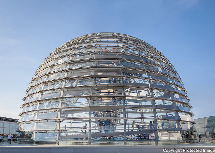 reichstag dome exterior berlin german quintin lake photography. Black Bedroom Furniture Sets. Home Design Ideas
