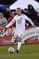 Kurt Monsink...Kansas City Wizards defeated D.C Utd 4-0 in their home opener at Community America Ballpark, Kansas City, Kansas.