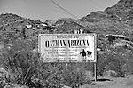 Route 66, Oatman, California. .A trip through parts of Route 66 from Southern California to Arizona.
