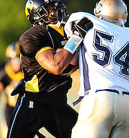 Mustangs vs Crusaders 8/22/09 | Playoffs | Madison Mustangs Photos by Greg Dixon