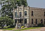 HDR image of the Chamber of Commerce Visitor Center of the Village of Menomonee Falls in the Kohler Zahn Historical House built in 1893