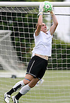 21 August 2009: Jenni Branam. Sky Blue FC held a training session at the Home Depot Center in Carson, California one day before playing Los Angeles Sol in the inaugural Women's Professional Soccer Championship Game.