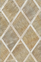 Name: Bamboo Quilt<br /> Style: Contemporary<br /> Product Number: CB0804<br /> Description: Bamboo Quilt in Saint Richard (t), Calacatta Tia (t), Honey Onyx (h)