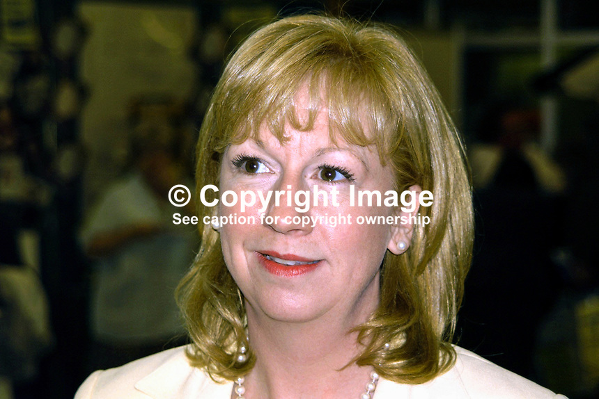 Eleanor Laing, MP, Conservative Party, Britain, UK. Ex-minister. Ref: 200010199. Taken at Conservative Party Annual Conference in Bournemouth, England...Copyright Image from Victor Patterson, 54 Dorchester Park, Belfast, UK, BT9 6RJ..Tel: +44 28 9066 1296.Mob: +44 7802 353836.Voicemail +44 20 8816 7153.Skype: victorpattersonbelfast.Email: victorpatterson@mac.com.Email: victorpatterson@ireland.com (back-up)..IMPORTANT: If you wish to use this image or any other of my images please go to www.victorpatterson.com and click on the Terms & Conditions. Then contact me by email or phone with the reference number(s) of the image(s) concerned.
