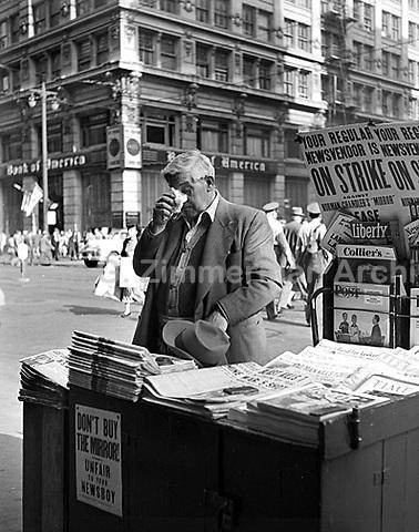 Los Angeles, 1950. CREDIT: JOHN G. ZIMMERMAN