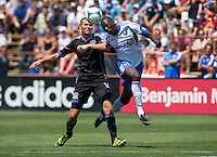 San Jose Earthquakes vs. Montreal Impact, May 4, 2013