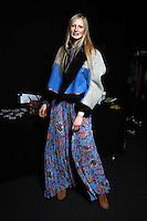 FEB 24 ETRO backstage at Milan Fashion Week