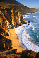 California Coast Stock Photography