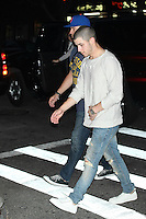NEW YORK, NY - JULY 15: Nick Jonas seen on July 15, 2016 in New York City. Credit: DC/Media Punch