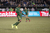 Portland, Oregon - Friday, March 3, 2017: Portland Timbers vs Minnesota United FC at Providence Park. Final Score Portland Timbers 5, Minnesota United FC 1