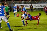 Deportivo Pasto venció como local 2-1 a Millonarios. Fecha 13 Liga Águila I-2017.