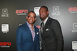Stuart Scott and Dwyane Wade Attend NBA Champ Dwyane Wade Celebrates Book Launch with ESPN The Magazine: A Father First: How My Life Became Bigger Than Basketball at Jazz at Lincoln Center, NY  9/4/12