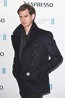 Andrew Garfield at the 2017 BAFTA Film Awards Nominees party held at Kensington Palace, London, UK. <br /> 11 February  2017<br /> Picture: Steve Vas/Featureflash/SilverHub 0208 004 5359 sales@silverhubmedia.com