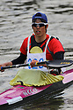 Shun Shirata, .MARCH 28, 2012 - Canoeing : .2012 International Canoeing Competitions Selection Trial & The 22th Fuchuko Canoe Regatta, .Men's Junior Kayak Single 200m at Lake Fuchu, Kagawa Japan. (Photo by Akihiro Sugimoto/AFLO SPORT) [1080]